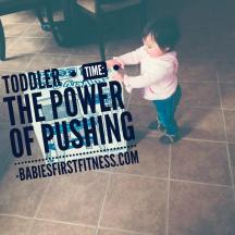 the power of pushing